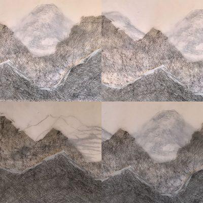 Floor Leemans Panorama drawings